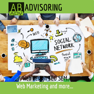 Social media marketing AB Advisoring agenzia web Torino